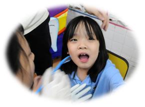 Oral health screening, oral health education and referral to Seremban hospital at Kampung Tekir, Labu, Negeri Sembilan