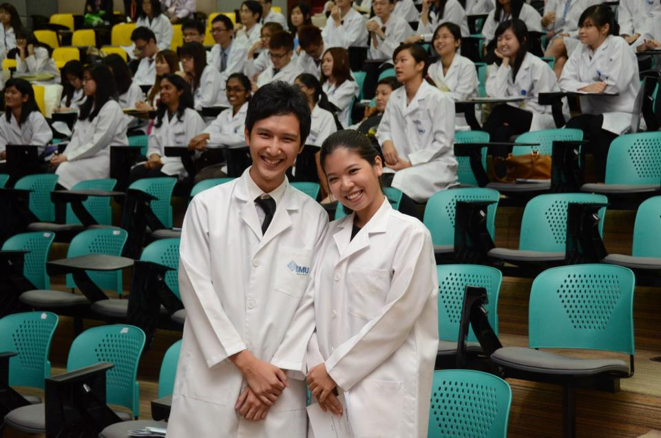 Pharmacists or pharmacy students?