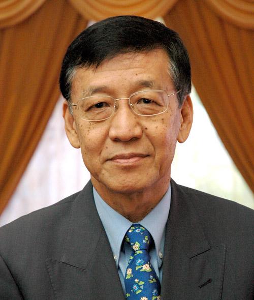 YBhg Dato' Dr Gan Ee Kiang