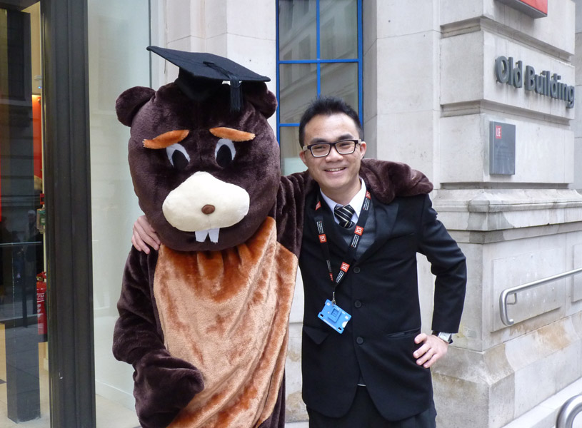 IMU NEWS   From IMU to LSE: An Alumni's Journey from