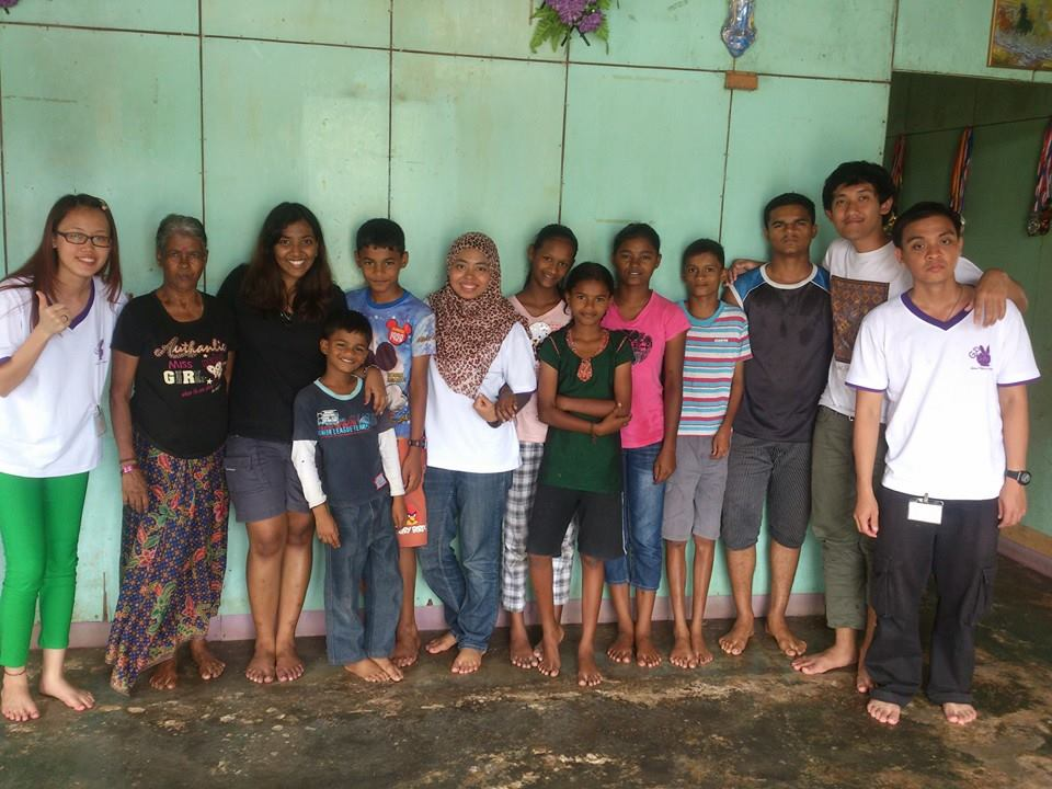 First Community Engagement with Global Peace