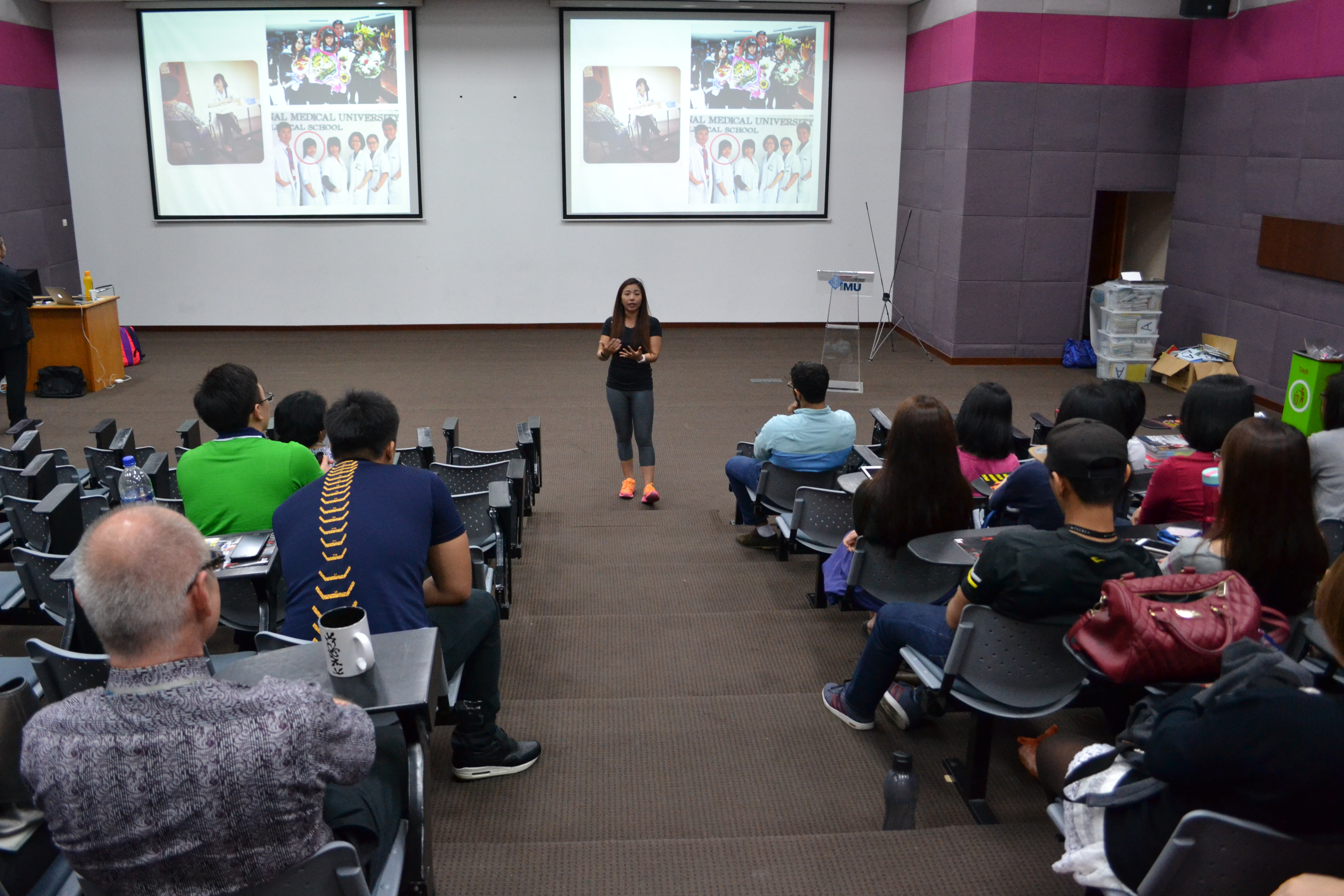 imu news learning more on being a fitness professional 28 jul 2015 learning more on being a fitness professional