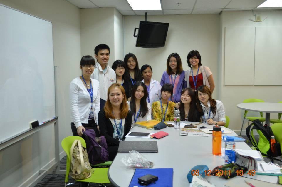 Chew Wey Chyi anatomy year class 1