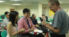 Kinesio Taping workshop Dr Mumbauer