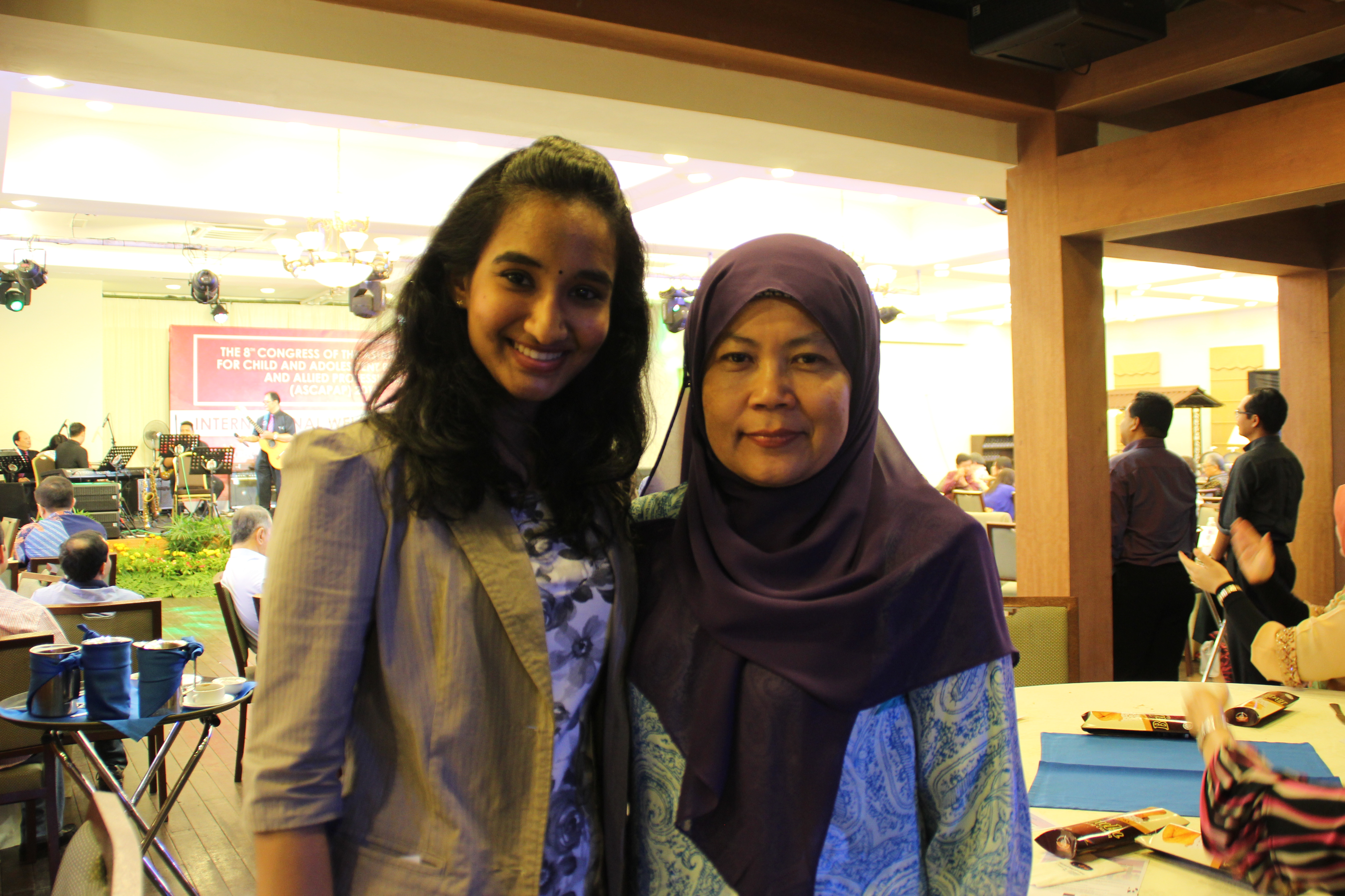 Internship supervisor - Dr. Nor Hamidah Mohd. Salleh