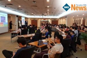 Contraception talk - IMU Alumni
