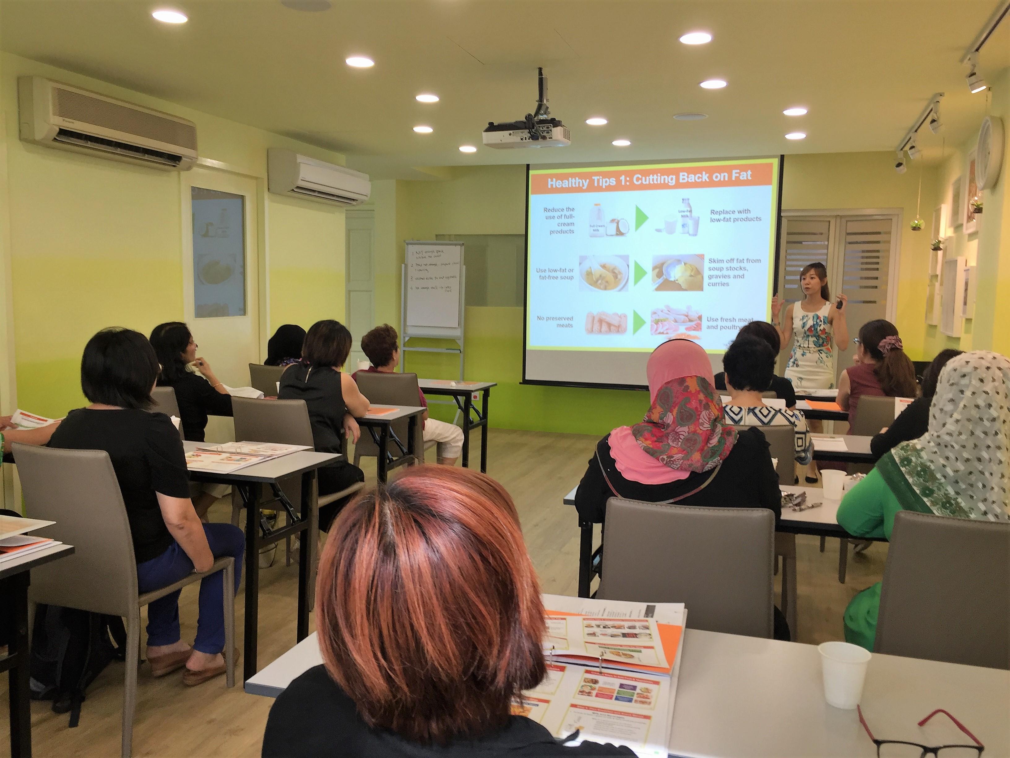 Singapore optimum nutrition