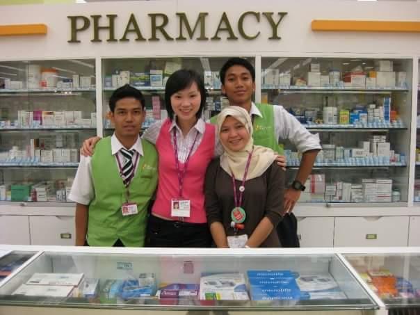 AEON Wellness-Shop Manager cum Pharmacist