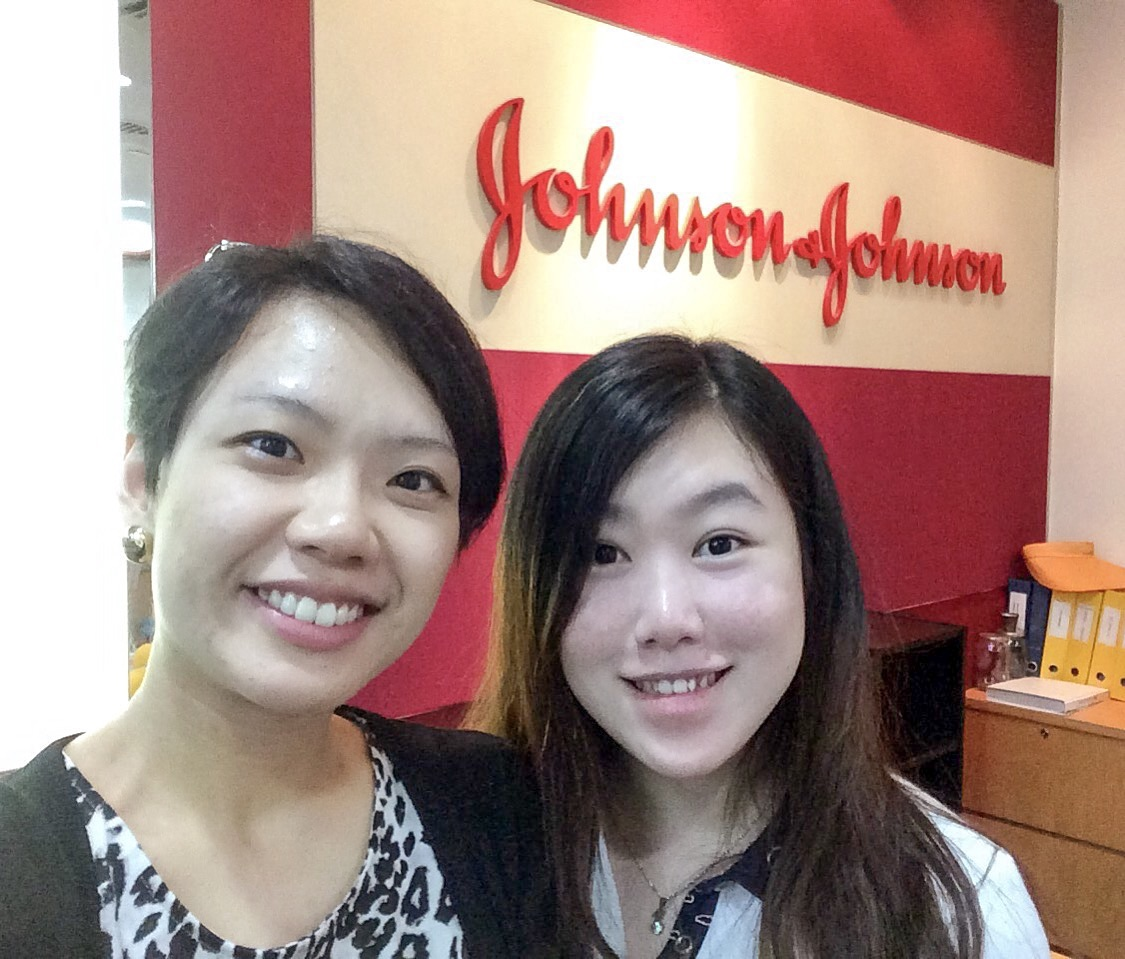 Visiting Singapore office and RA Director, Priscilla Koh