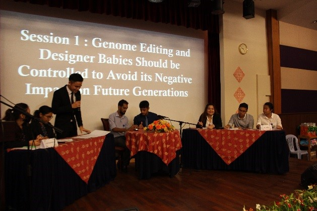 Debate gen