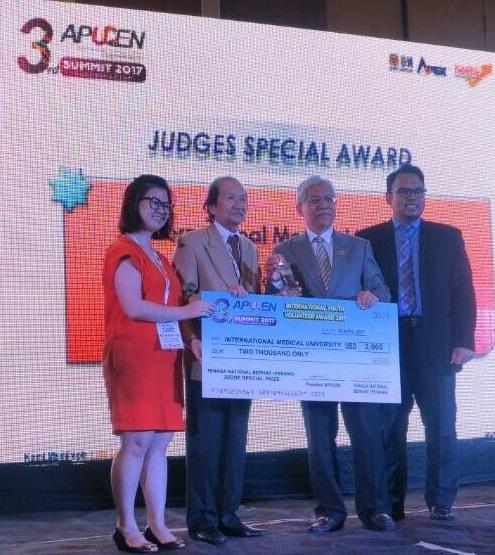 Special APUCEN Award