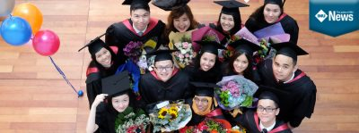 IMU April 2017 Convocation