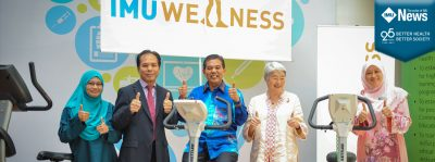 IMU Wellness Launch