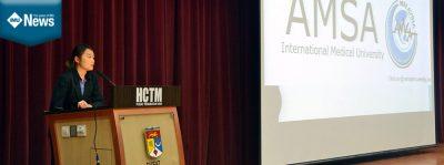 Inaugural Winner of AMSA – University of the Year Award 2015/2016