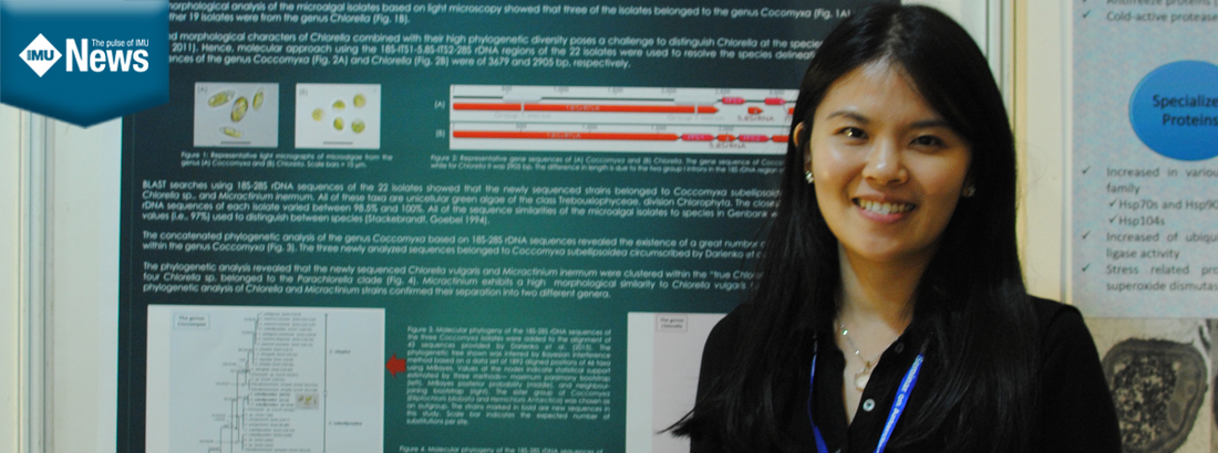 IMU PhD Student Wins First Prize at Seminar
