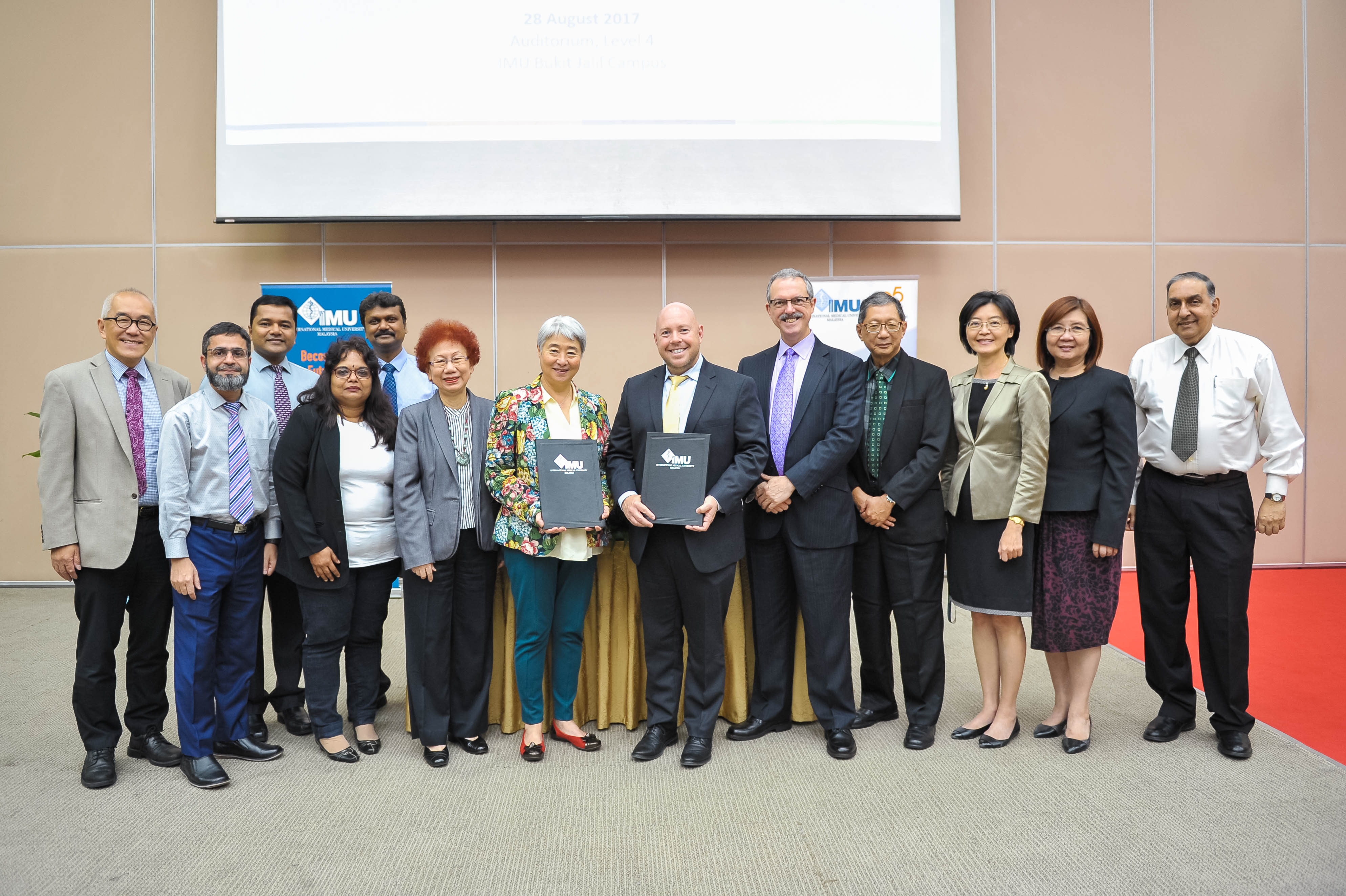 IMU News | IMU and Becker to Collaborate to Further Boost