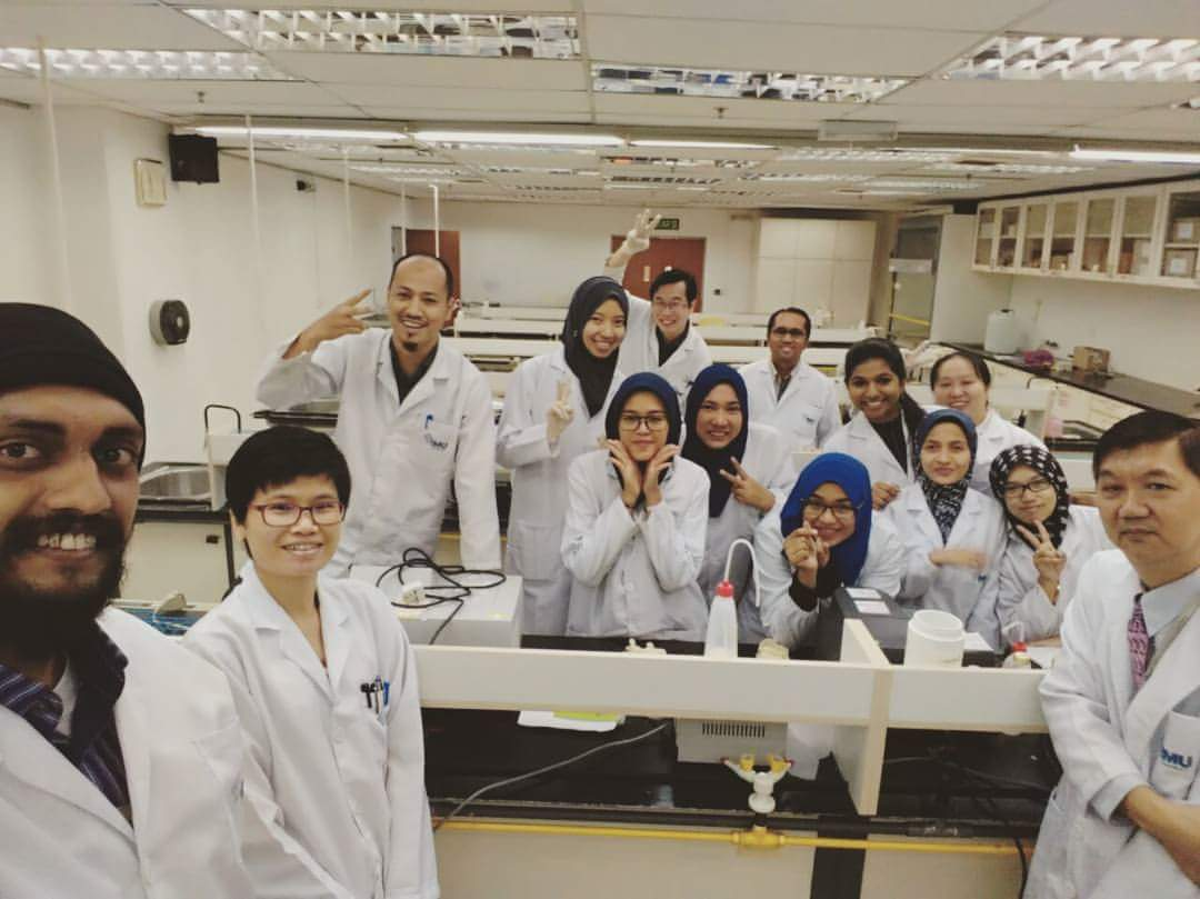 IMU Pharmaceutical Chemistry Alumna
