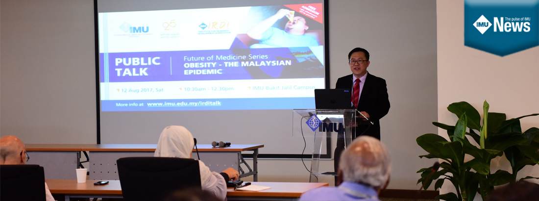 IMU IRDI talk on obesity