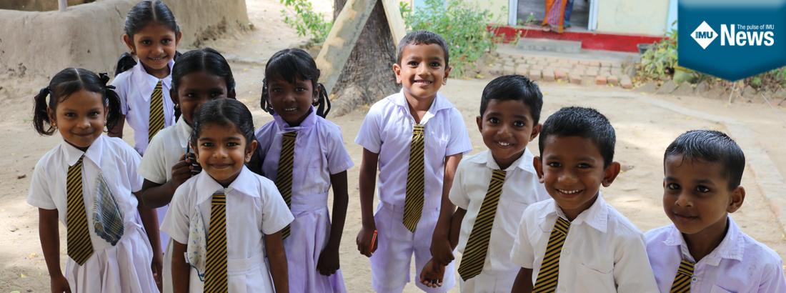 Women Children Empowerment Sri Lanka August 2014 Updates >> Imu News Educating And Empowering Sri Lankan Primary School