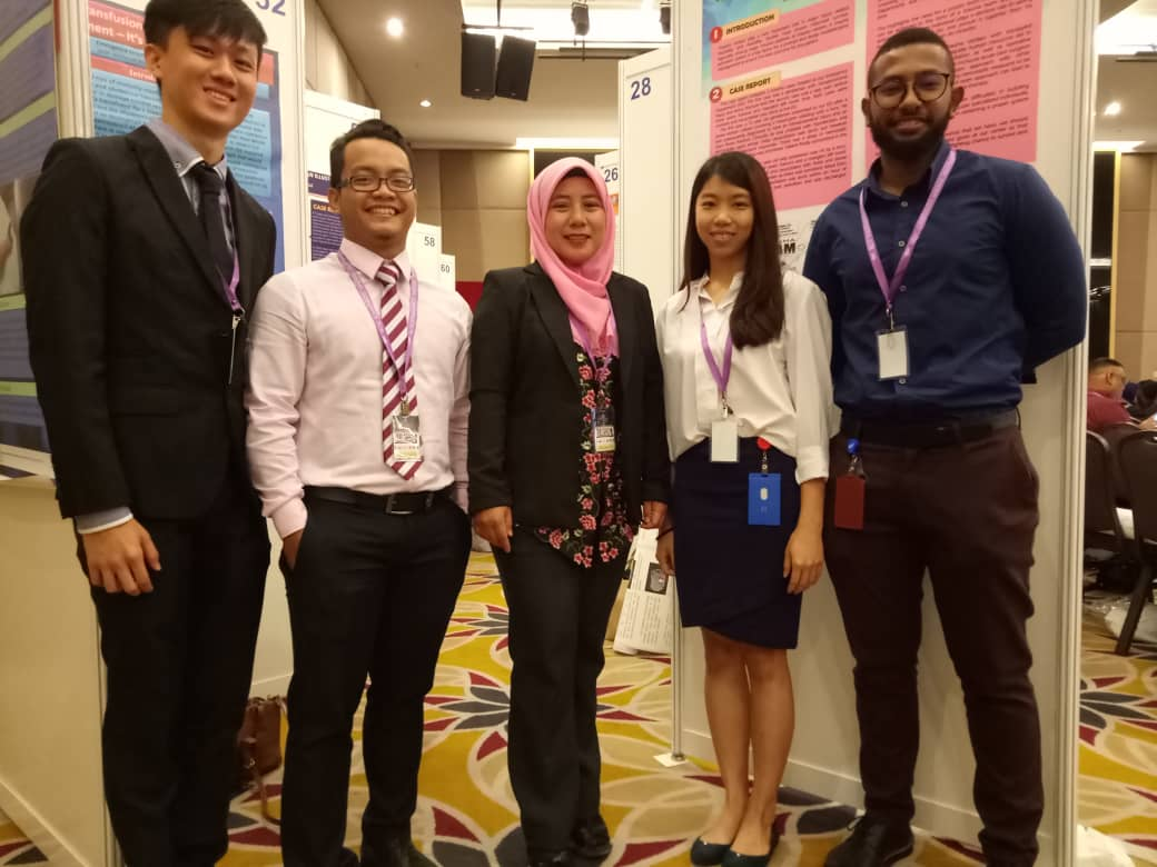 IMU News | Golden Opportunity for IMU Medical Students at 1st