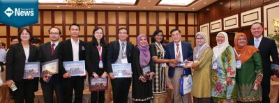 Signing of MoU to join the Pan-Asian Biomedical Science Consortium.
