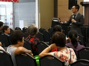 "Meta description preview:Dr Mai Chun Wai was invited to share about the ""Do and Don't During Cancer Treatment"" at a talk at Mid Valley Megamall"