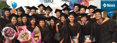 IMU Dentistry Graduates