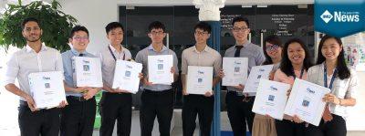 IMU Alumni - PG Lingeshan with friends