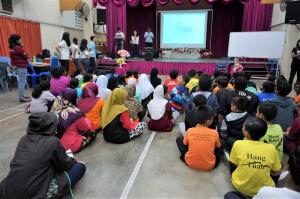 IMU Psychology students organise Motivation for Study Behaviour Workshop
