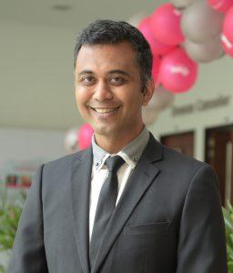 Dr Pulikkotil Shaju, IMU Lecturer