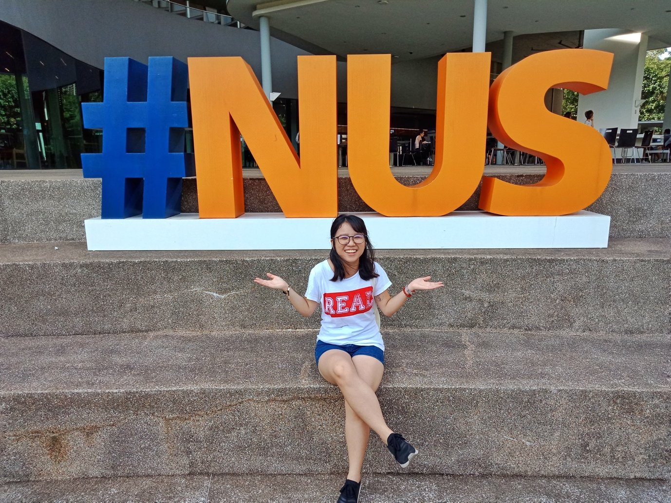 IMU Medical Biotechnology Student underwent a 3-month internship in the Biomedical Engineering Laboratory under the division of Department of Bioengineering in National University of Singapore (NUS)