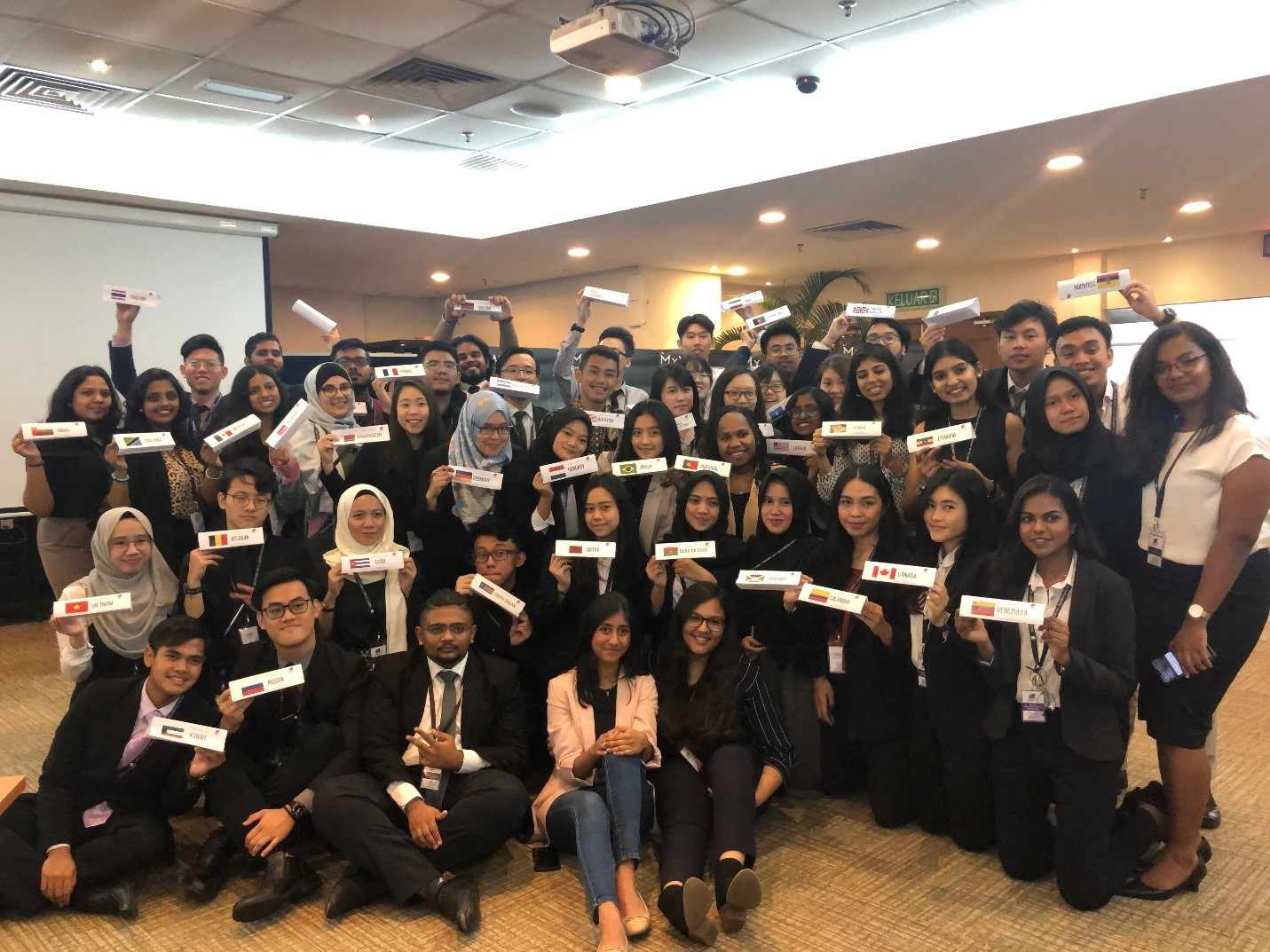 Written by Nur Nabila bt Nasharuddin, IMU Medical Student Related article: AMSA launched debut MyWHA