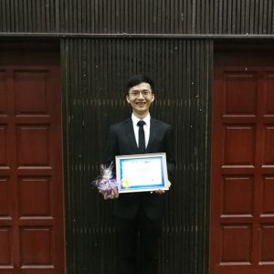 """An IMU Biomedical Science student was the second runner-up for the """"Best Oral Presentation"""" category at 10th Malaysian Symposium of Biomedical Science."""