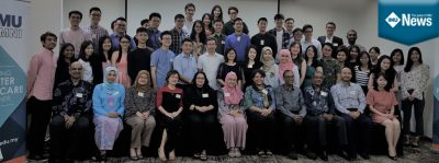 First IMU alumni gathering for 2019 in Kuching