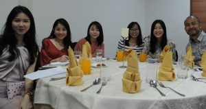 First IMU alumni gathering for 2019 in Kuching