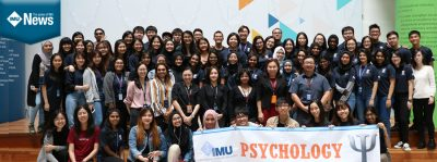 "A three-day event with the theme ""Beyond the Norm"" to continue the annual tradition of IMU's Psychology Week."