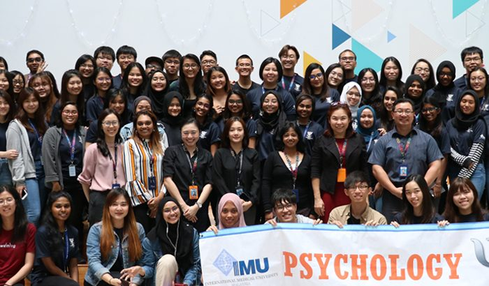 """A three-day event with the theme """"Beyond the Norm"""" to continue the annual tradition of IMU's Psychology Week."""