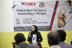 IMU Alumni shares their experience studying the University's MSc in Public Health programme.