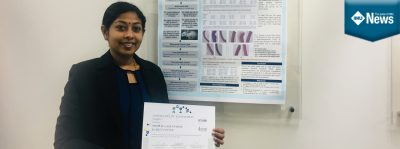 IMU School of Health Sciences lecturer won the Best Poster Award at 3rd International Conference on Molecular Biology and Biotechnology 2019.