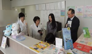 Electives in Japan provided IMU Pharmacy student with an in-depth experience of the healthcare system in Japan.