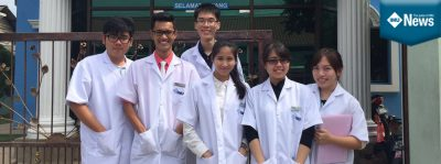 IMU Scholar, Foong Keng Wahand his journey to be a pharmacist.