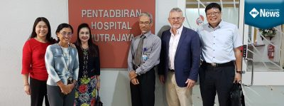 A Translational Research Seminar at IMU to discuss on the alternative sustainable solutions for type 2 diabetes.