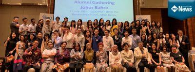 Fourth 2019 IMU Alumni Gathering in Johor Bahru.