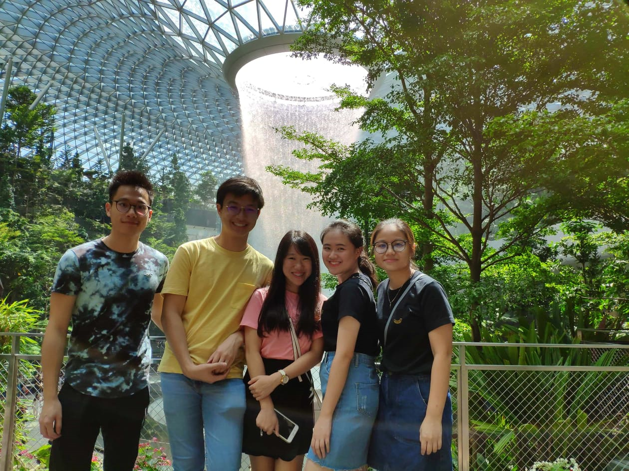 An internship placement for IMU's Medical Biotechnology student at Duke-NUS Medical School under the Division of Neuroscience and Behavioural Disorders Research Laboratory.