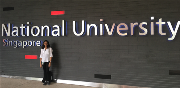 An insightful 9-week internship in Singapore for an IMU Biomedical Science student.