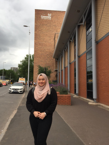 An alumna's experience studying IMU BSc (Hons) Medical Biotechnology, leading to her currently pursuing her postgraduate studies at Coventry University, UK.
