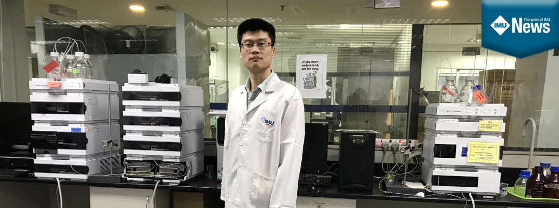 Experience of a student from China studying PhD at IMU.