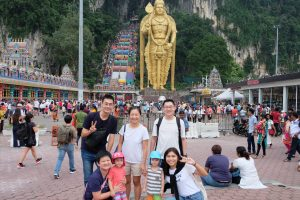 IMU Student Mobility Programme provides opportunity for a Thai student to gain more research experience.