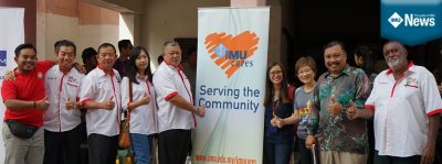 IMU's first community participatory action research programme.
