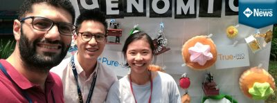 An IMU Medical Biotechnology Student's industrial training experience in Singapore.